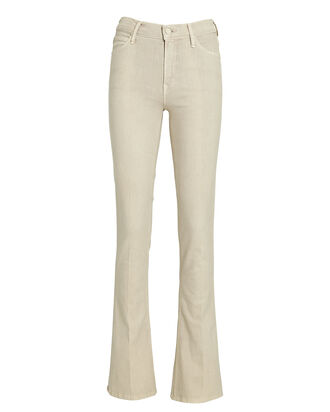 Runway High-Rise Bootcut Jeans, TOASTED IVORY, hi-res