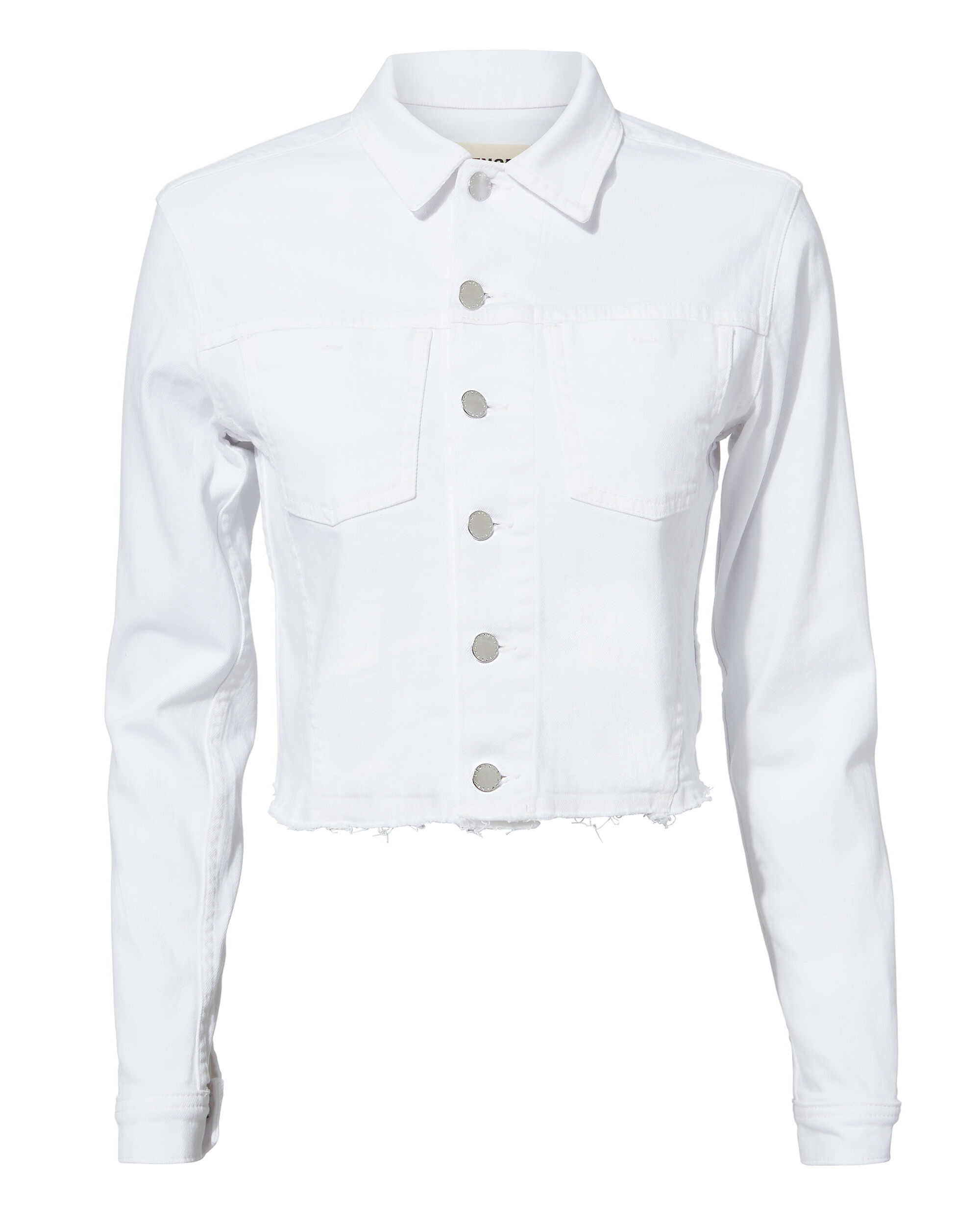 Zuma White Jacket, WHITE, hi-res
