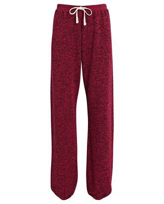 Co-Mix Heather Joggers, RED, hi-res