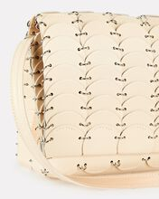 Pacoio Leather Crossbody Bag, BEIGE, hi-res