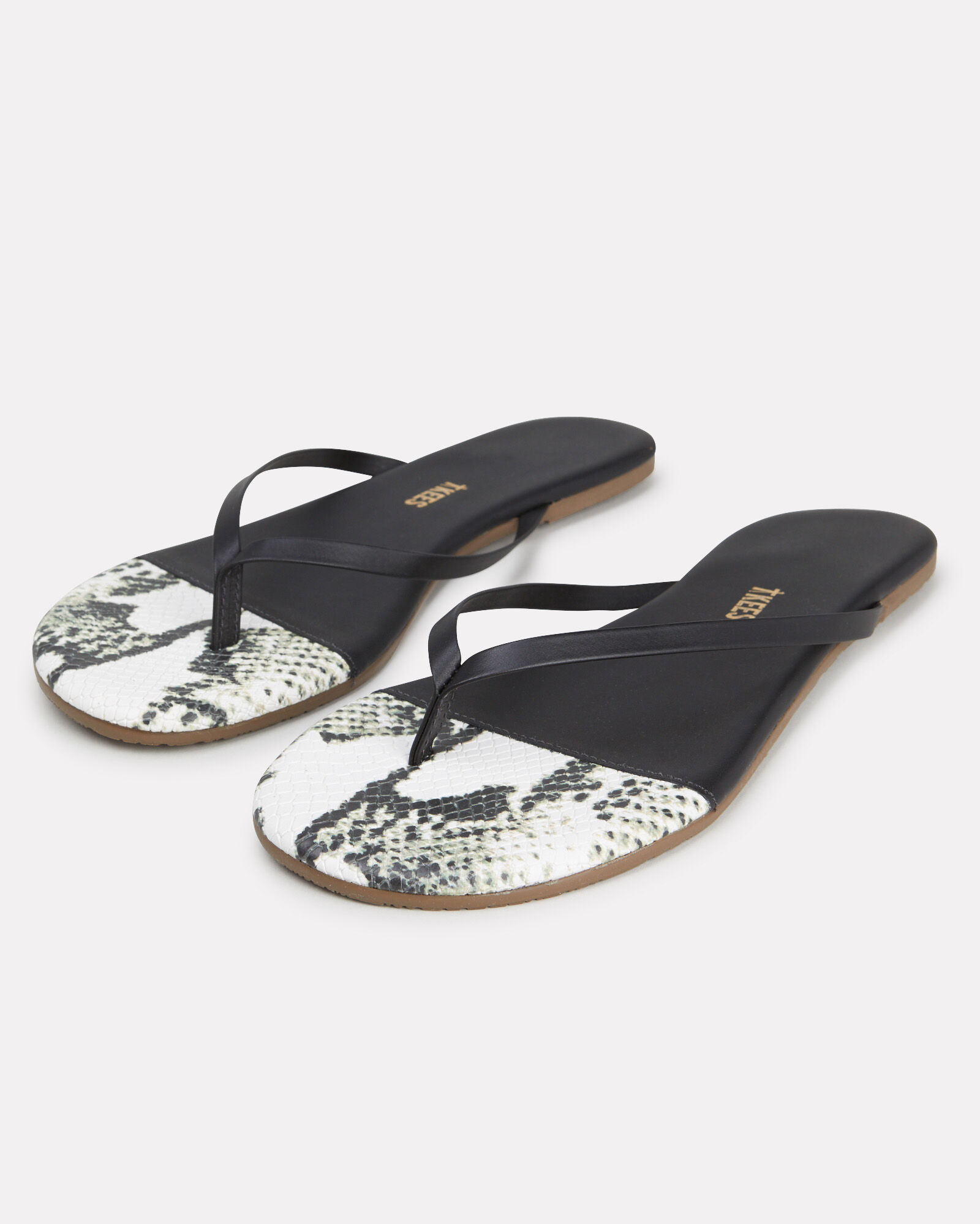Diamond Back Flip Flops, BLACK, hi-res