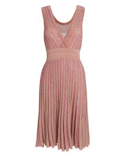 Shimmering Rose Gold Dress, ROSE GOLD, hi-res