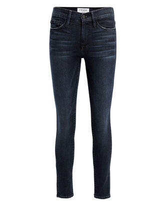 Le Skinny De Jeanne St. Jones Jeans, DARK BLUE DENIM, hi-res