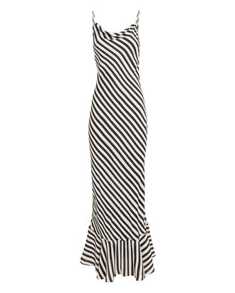 Stella Striped Slip Dress, MULTI, hi-res