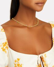 x TERRY Flower Beaded Necklace, MULTI, hi-res