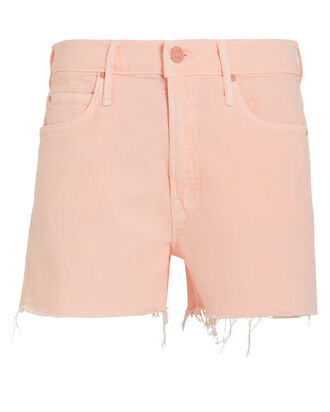 The Dutchie Denim Shorts, PINK, hi-res