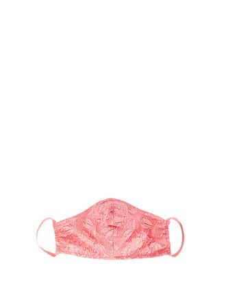 Never Say Never V Face Mask, PINK, hi-res