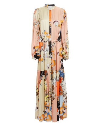 Arizona Floral Maxi Dress, MULTI, hi-res