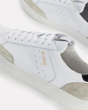 90s Leather Skate Sneakers, WHITE, hi-res