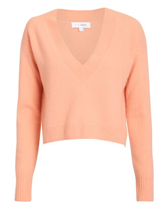 Elroy Sweater, PEACH, hi-res