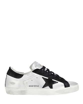 Superstar Low-Top Sneakers, SILVER, hi-res