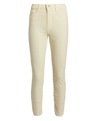 Margot High-Rise Corduroy Jeans, IVORY, hi-res