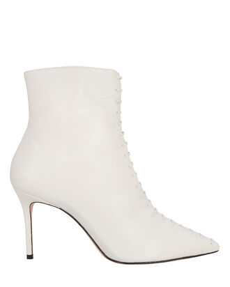 Hayden Booties, WHITE, hi-res