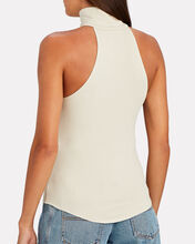 Alloy Sleeveless Turtleneck Top, , hi-res