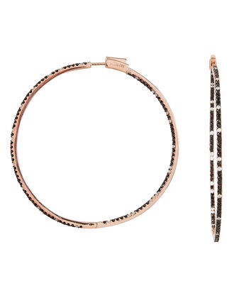Evie Slim Hoops, MULTI, hi-res