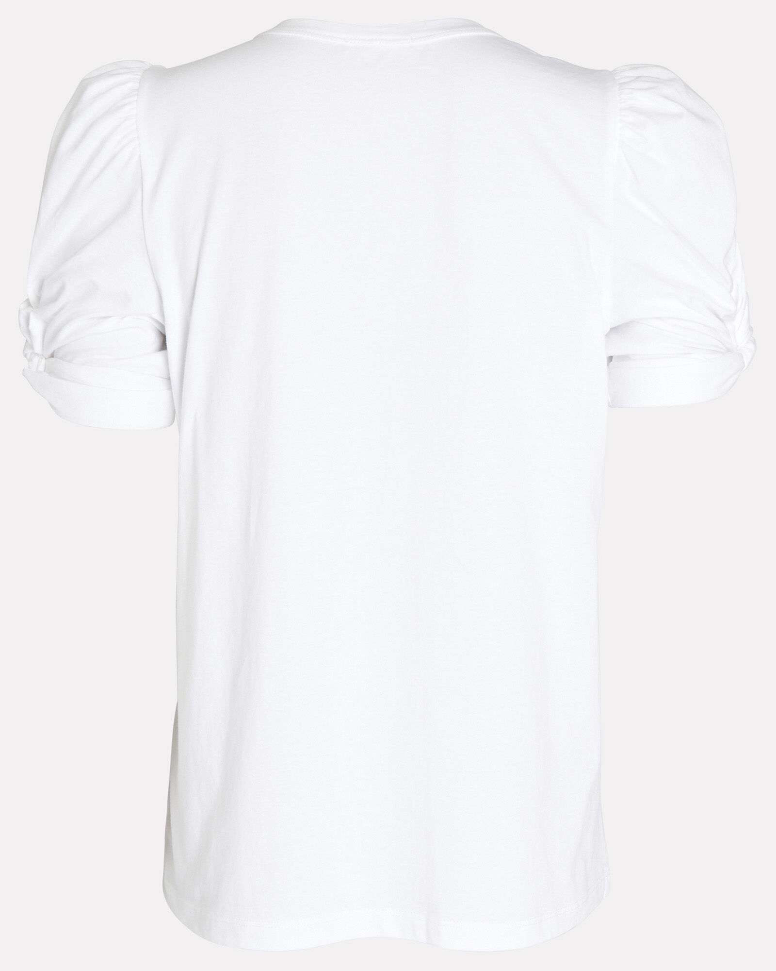 Kati Puff Sleeve T-Shirt, WHITE, hi-res