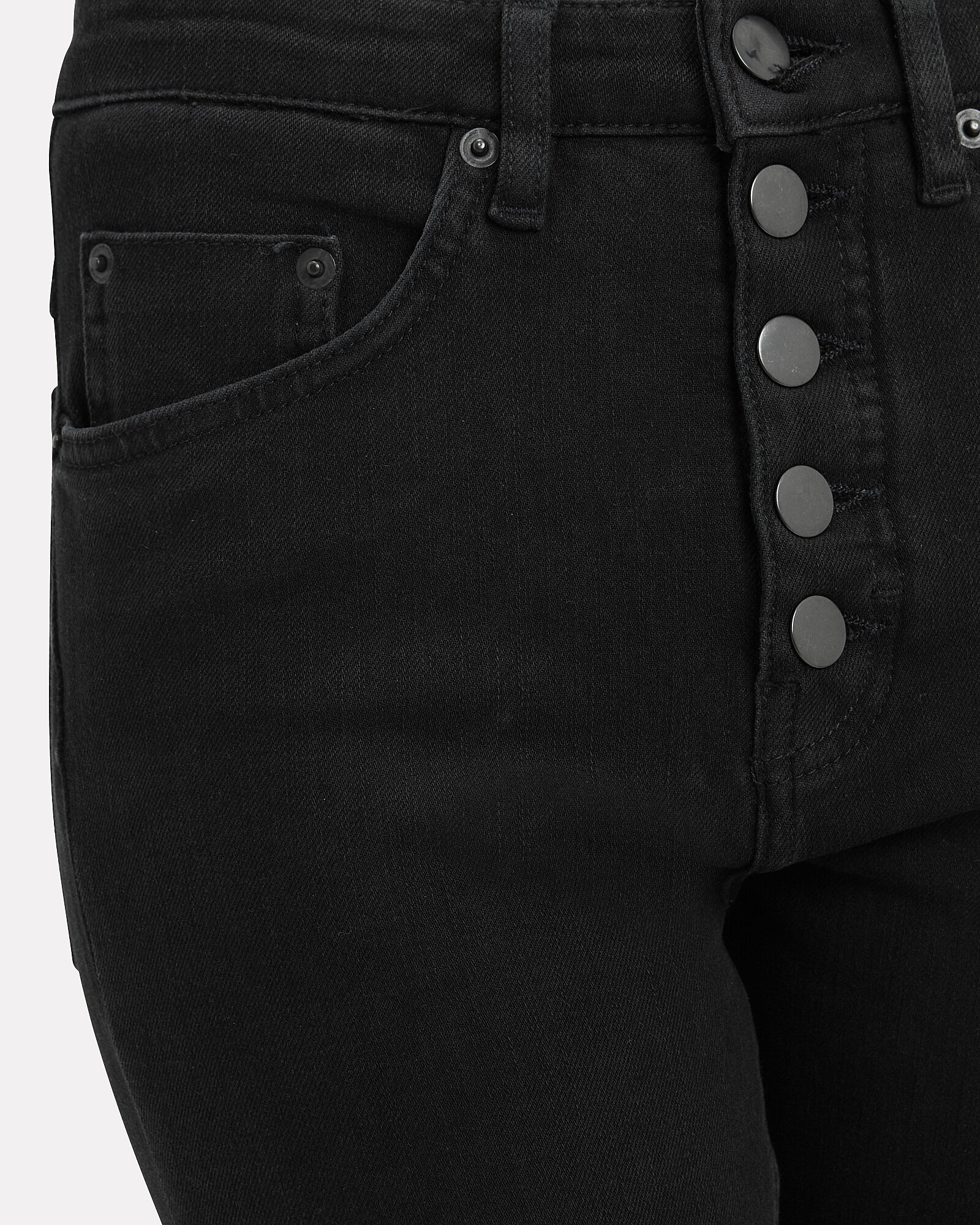 Power High-Rise Jeans, BLACK DENIM, hi-res