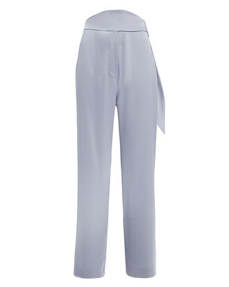 Maye Wide Leg Pants, SLATE, hi-res