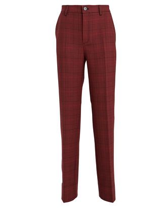 Samba Checked Suiting Trousers, MULTI, hi-res