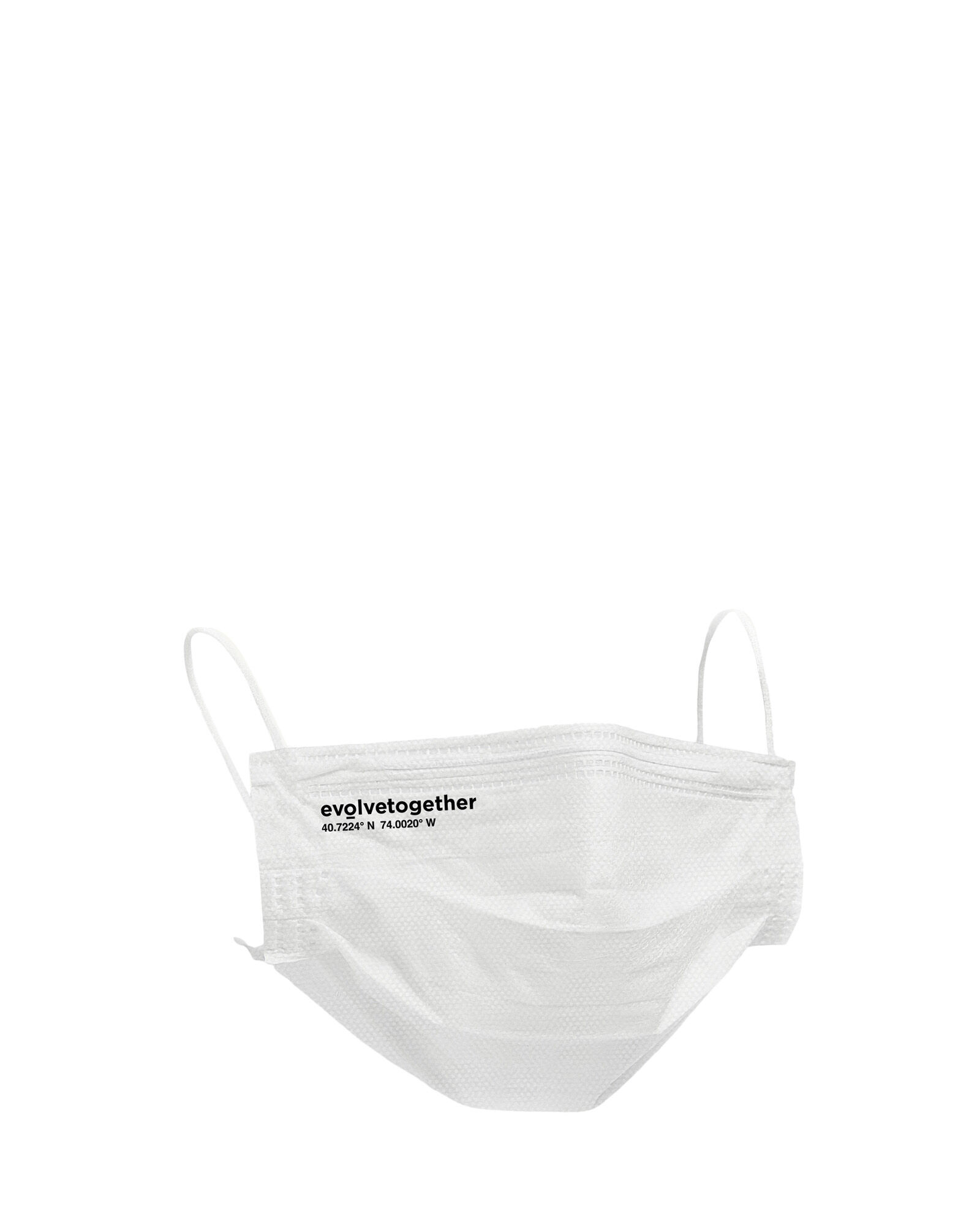 Disposable Face Mask 7-Pack, WHITE, hi-res