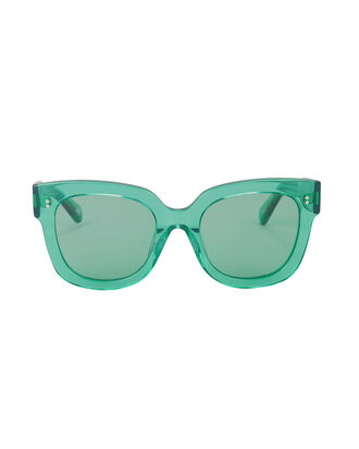 008 Aqua Square Sunglasses, AQUA, hi-res