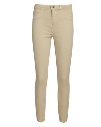 Margot High-Rise Skinny Jeans, IVORY, hi-res