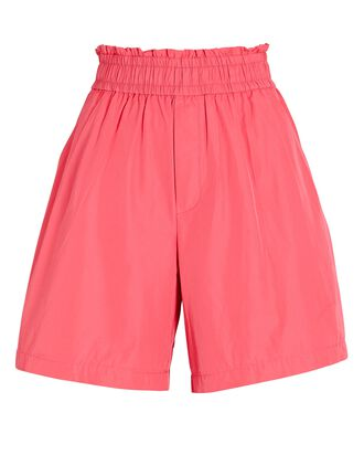 Kaleb Pull-On Shorts, PINK, hi-res