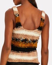 Alena Space Dyed Knit Tank Top, MULTI, hi-res