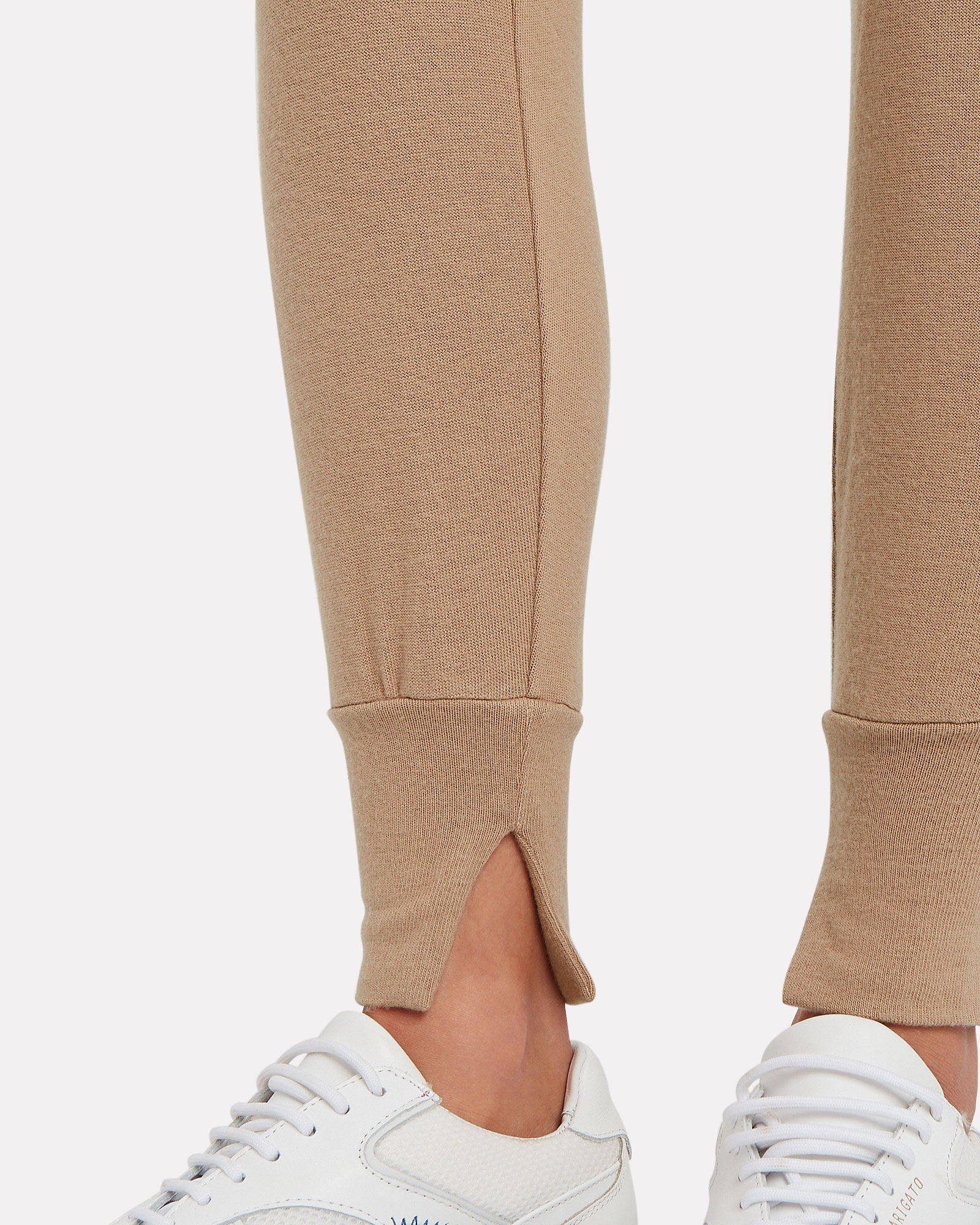Peached Jersey Joggers, SANDSTONE, hi-res