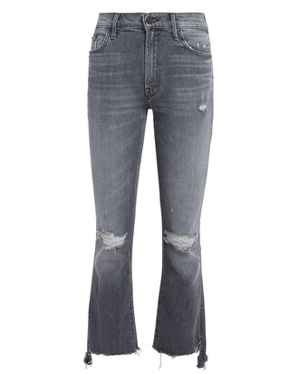 Insider Crop Chew Step Pedal To The Medal Jeans, DARK GREY DENIM, hi-res