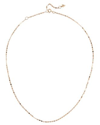 Baby Valentino Chain Necklace, GOLD, hi-res
