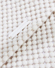 Roz Beaded Shoulder Bag, WHITE, hi-res