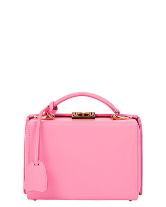 Grace Mini Box Bag, PINK, hi-res