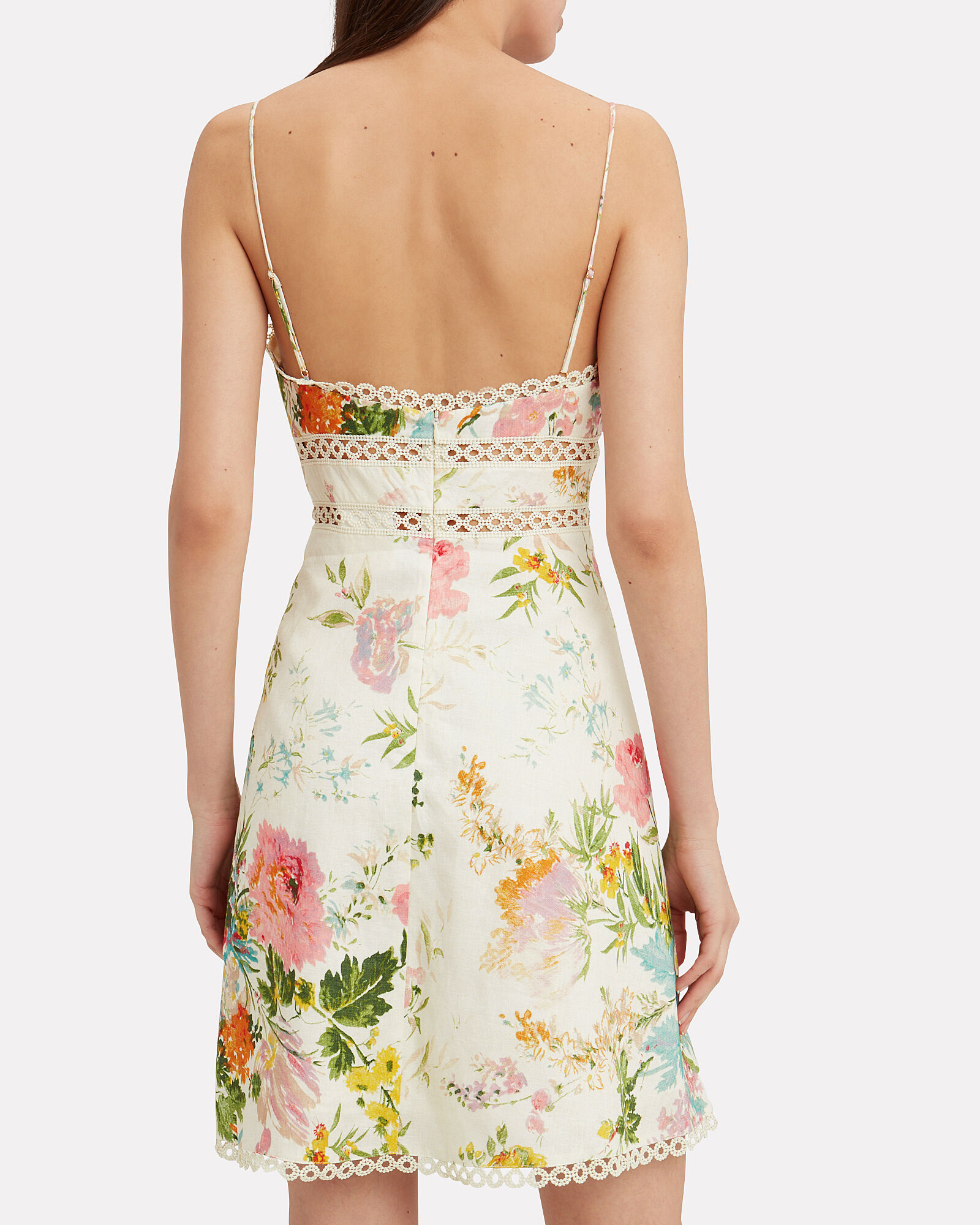Heathers Garden Floral Dress, MULTI, hi-res