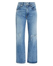 Sophie Straight-Leg Jeans, DENIM, hi-res