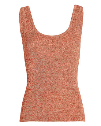 Arti Rib Knit Tank Top, , hi-res