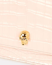 Medium Skull Leather Bag, BLUSH, hi-res