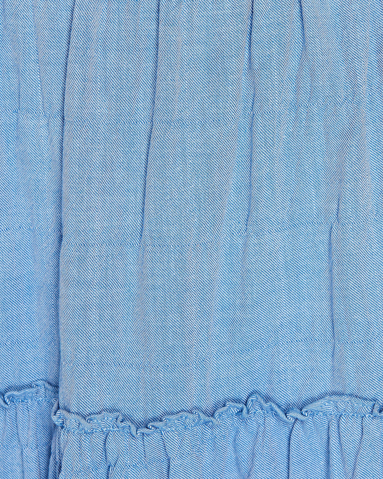 Patrice Tiered Midi Skirt, LIGHT BLUE, hi-res