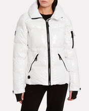 Freestyle Down Puffer Jacket, BRIGHT WHITE, hi-res