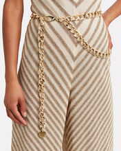Gissel Layered Chain Belt, GOLD, hi-res
