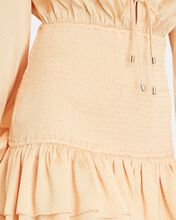 About You Crepe Mini Dress, BEIGE, hi-res