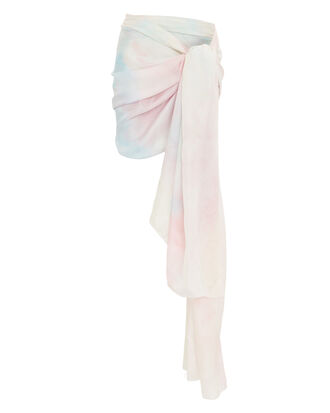Noa Pareo Cover Up Skirt, TIE DYE, hi-res