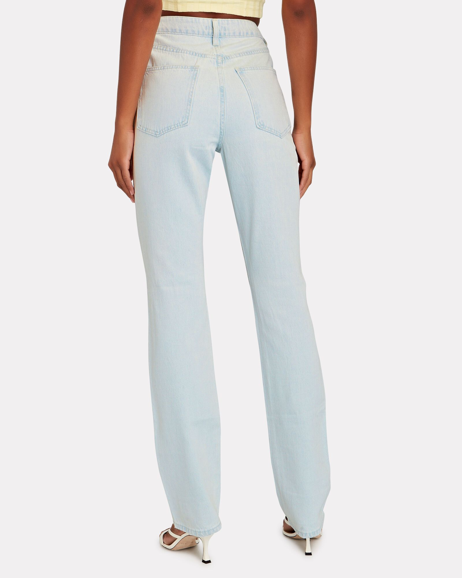 The Icon High-Rise Jeans, LIGHT ICY WASH, hi-res