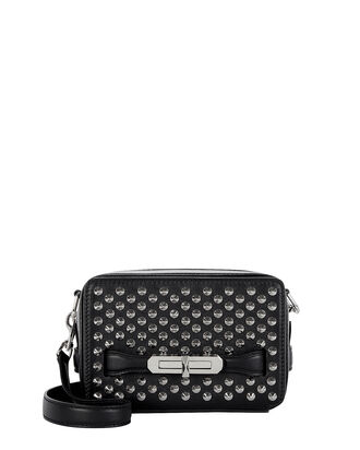 The Myth Studded Crossbody Bag, BLACK, hi-res