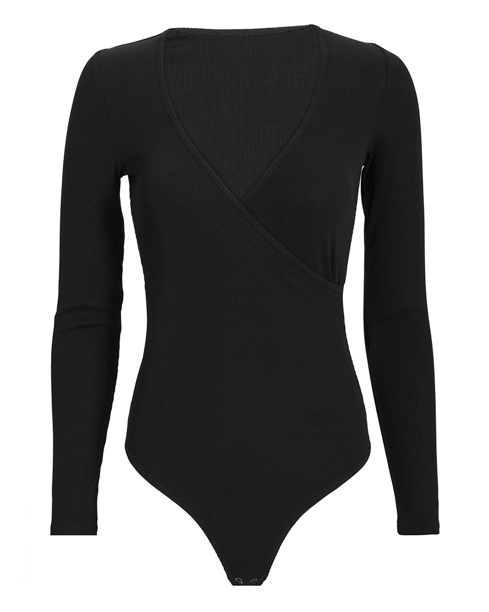 Nevin Bodysuit, BLACK, hi-res