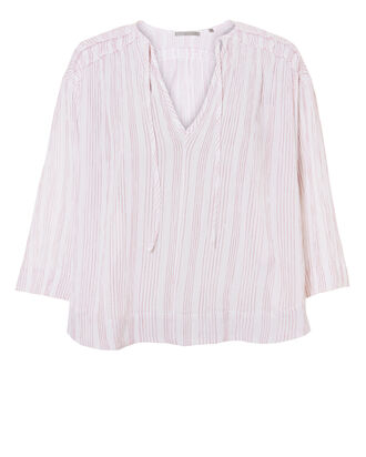 Variegated Striped Top, MULTI, hi-res