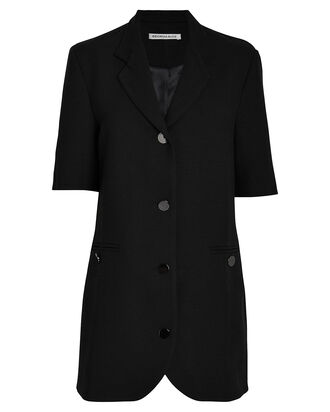 Boy Blazer Dress, BLACK, hi-res