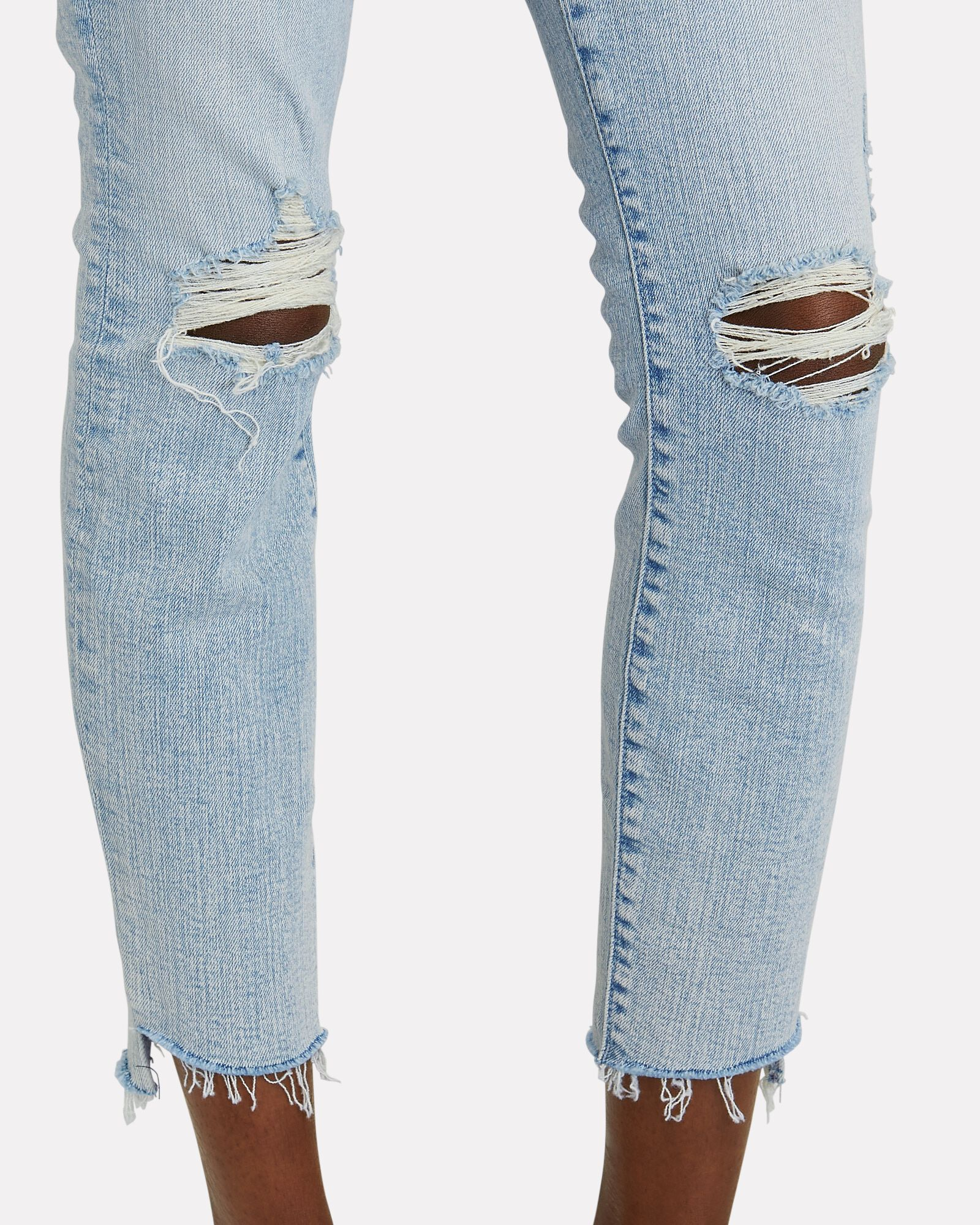 The Stunner Zip Ankle Fray Jeans, ROLLING IN THE BUSHES, hi-res