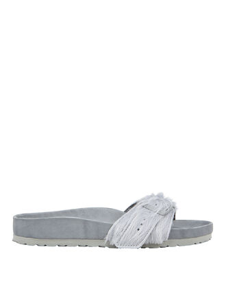 Madrid Grey Sandals, GREY, hi-res