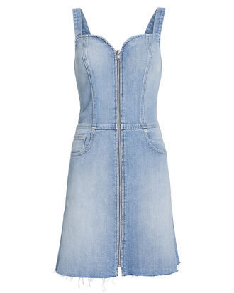The Emery Denim Dress, BLUE DENIM, hi-res